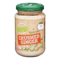 Jenses Organic Crushed Ginger