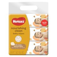 Huggies Baby Wipes - Nourishing Clean
