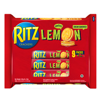 Kraft Ritz Crackers - Lemon
