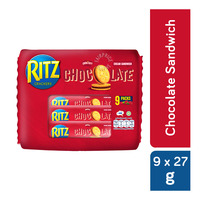 Kraft Ritz Crackers - Chocolate