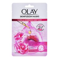 Olay Skinfusion Sheet Masks - Camellia