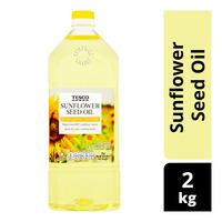 Tesco Sunflower Seed Oil