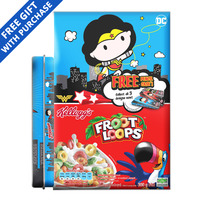 Kellogg's Cereal - Froot Loops + Pencil Case