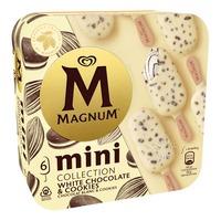 Magnum Mini Ice Cream - White Chocolate & Cookies