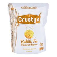 Crusty's Flavoured Popcorn - Bubble Tea