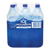 F&N Ice Mountain Pure Drinking Bottle Water
