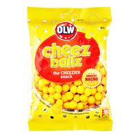 OLW Cheez Ballz Snack - Cheezy Nacho