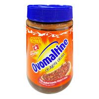 Ovaltine Malted Chocolate Crunchy Creme Spread