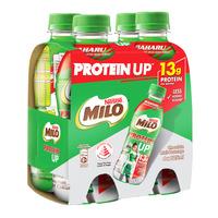 Milo Chocolate Malt Bottle Drink - Nutri Up