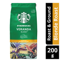 Starbucks Roasted Ground Coffee - Veranda Blend (Blonde)