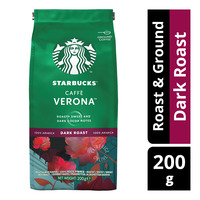 Starbucks Roasted Ground Coffee - Caffe Verona (Dark)