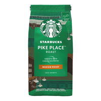 Starbucks Roasted Whole Coffee Bean - Pike Place (Medium)