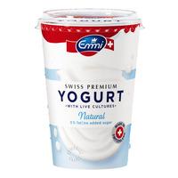Emmi Swiss Premium Yoghurt - Natural (0% Fat)