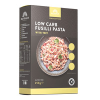 Outback Harvest Wholefoods Low Carb Pasta - Fusilli with Teff