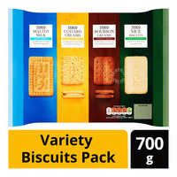 Tesco Variety Biscuits Pack