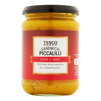 Tesco Sandwich Spread - Piccalilli
