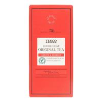 Tesco Loose Black Tea Leaf - Original