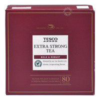 Tesco Tea Bags - Extra Strong