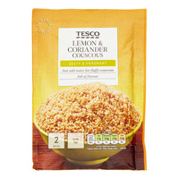 Tesco Couscous - Lemon & Coriander