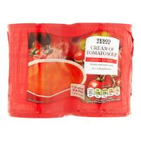 Tesco Soup - Cream of Tomato