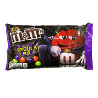 M&M's Ghoul's Mix Chocolate Candy - Milk