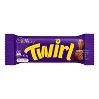 Cadbury Dairy Milk Chocolate Bar - Twirl