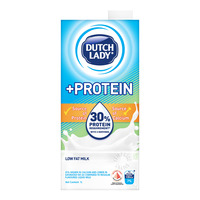 Dutch Lady UHT Milk + Protein - Low Fat (Plain)