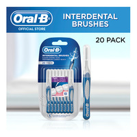 Oral-B Interdental Brushes - Size 0 - 1
