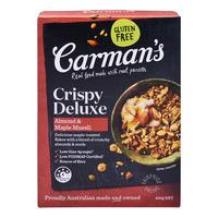 Carman's Muesli - Almond & Maple (Fruit Free)