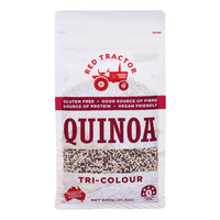 Red Tractor Foods Natural Superfood - Tri-Colour Quinoa