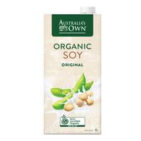 Australia's Own Organic Soy Milk - Original
