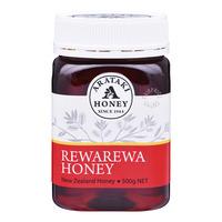 Arataki Rewarewa Honey