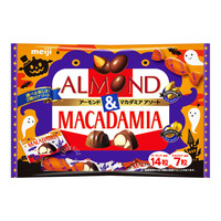 Meji Assorted Almond & Macademia Chocolates - Halloween
