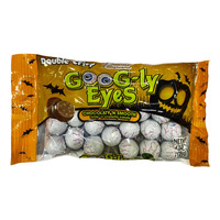 Palmer Double Crisp Chocolate Candy - Goog-ly Eyes