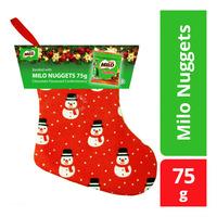 Nestle Milo Nuggets + Stocking