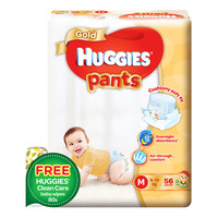 Huggies Gold Pants - M (6-12kg)