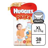 Huggies Gold Pants - XL (12-17kg)