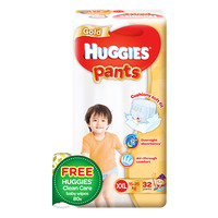 Huggies Gold Pants - XXL (15-25kg)