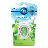 Ambi Pur Bathroom Fresh Freshener - Refreshing Apple