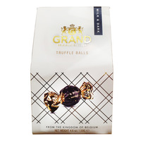 Grand Belgian Specialties Chocolate - Truffle Balls