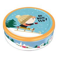 Royal Dansk Danish Butter Cookies - Winter Fun Kids