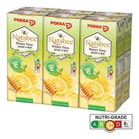 Pokka Nastbee Packet Drink - Honey Yuzu