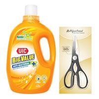 UIC Big Value Liquid Detergent - Anti-Bacterial