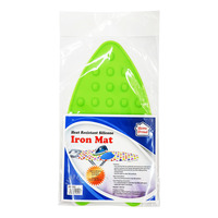 HomeProud Heat Resistant Silicone Iron Mat