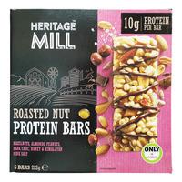 Freedom Foods Heritage Mill Bars - Roasted Nut