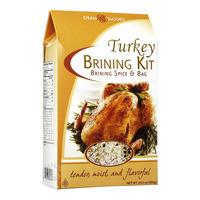 Dean & Jacob's Turkey Brining Kit - Spice & Bag