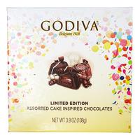 Godiva Cake Inspired Chocolates - Assorted