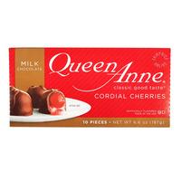 Queen Anne Chocolate Cordial Cherries - Milk
