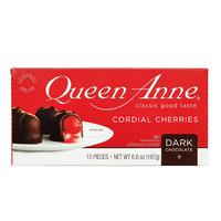 Queen Anne Chocolate Cordial Cherries - Dark