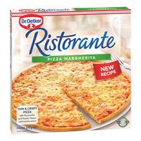 Dr.Oetker Ristorante Frozen Pizza - Margherita